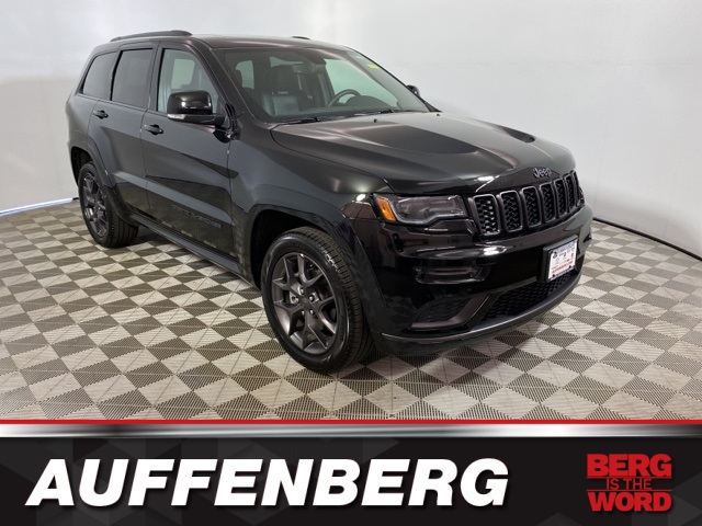 Certified Pre-Owned 2020 Jeep Grand Cherokee Limited X