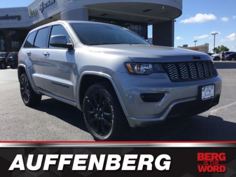 Certified Pre-Owned 2020 Jeep Grand Cherokee Altitude