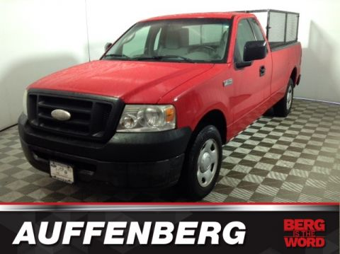 Pre-Owned 2008 Ford F-150
