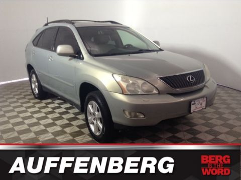 Pre-Owned 2004 Lexus RX 330